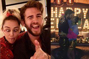 """Miley i Liam chcą wziąć CICHY ŚLUB w Las Vegas! """"Woli skromną ceremonię zamiast wydawania milionów"""""""