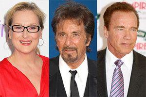 Meryl Streep, Al Pacino i Schwarzenegger PRZYLECĄ DO POLSKI!