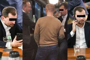 """TYLKO U NAS: """"Marcin D."""" zamiast siedzieć za kratkami, pije whisky z kolegami (ZDJĘCIA)"""