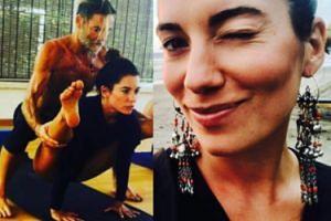 """Pogrebińska z mężem joginem w DDTVN: """"Przestałam spać i jeść, poczułam, że dzieje się coś nowego"""""""