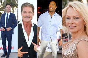 """Gwiazdy kinowej wersji """"Słonecznego Patrolu"""" na światowej premierze w Miami (ZDJĘCIA)"""