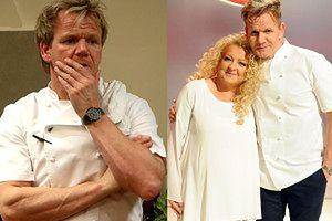 """Ramsay o Gessler: """"Nie chciałbym zostać z nią SAM W POKOJU!"""""""