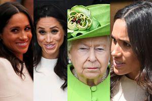 Księżna Meghan po raz pierwszy BEZ MĘŻA na oficjalnym wyjściu! (ZDJĘCIA)