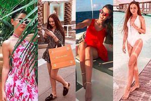 INSTAWARS: Blogerki na wakacjach - Seszele z Honką Biedronką czy Malediwy z Littlemoonster96? (ZDJĘCIA)