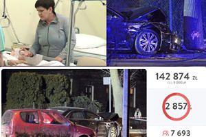 21-letni kierowca seicento odda 142 tysięcy ze zbiórki na cele charytatywne?!