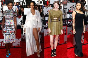 Gwiazdy na MTV Movie Awards! (FOTO)