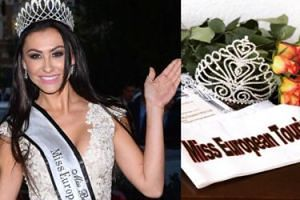Kolejny sukces Fajcht: została Miss Turystyki w Egipcie