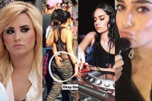 Tak wygląda NOWA DZIEWCZYNA Demi Lovato! Seksowna? (ZDJĘCIA)