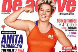 Anita Włodarczyk na okładce magazynu Chodakowskiej