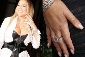Mariah Carey w tajemnicy sprzedała pierścionek zaręczynowy wart 10 MILIONÓW DOLARÓW?