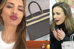 Sara Boruc ma nową torebkę. Za... 80 tysięcy złotych! (FOTO)