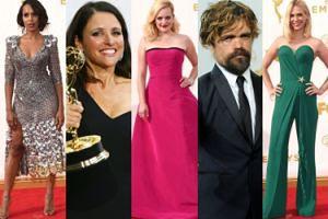 Nagrody Emmy 2015: Czerwony dywan, stylizacje, laureaci (DUŻO ZDJĘĆ)