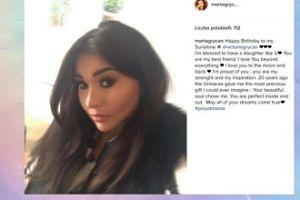 Marta Grycan wróciła na Instagram!