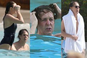 74-letni Paul McCartney z żoną, córką i zięciem na wakacjach (FOTO)