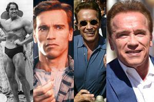 Arnold Schwarzenegger kończy dzisiaj... 70 LAT! (DUŻO STARYCH ZDJĘĆ)