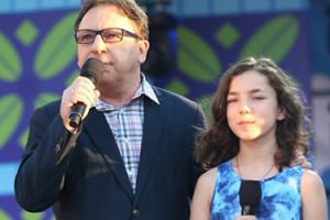 13-letnia Córka Zamachowskiego gra u Wajdy!