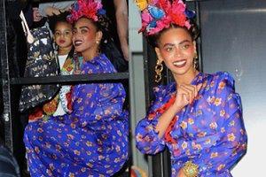 Beyonce jako... Frida Kahlo! (GALERIA)