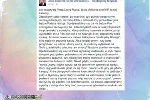Satyryczna strona o Liroyu odpowiada na jego groźby!
