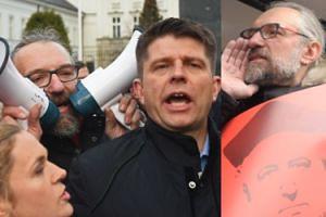 """Partie opozycyjne PŁACIŁY ZA WYSTĘP NA MANIFESTACJACH KOD-u? """"Na koncie ruchu brakuje ponad 9500 złotych"""""""