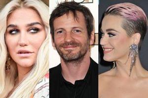 Kesha w SMS-ie do Lady Gagi oskarża Dr Luke'a o ZGWAŁCENIE KATY PERRY