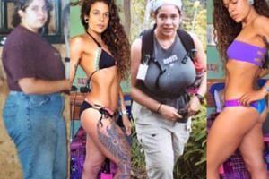 Schudła 30 kilogramów dzięki jodze i została jej instruktorką! (ZDJĘCIA)