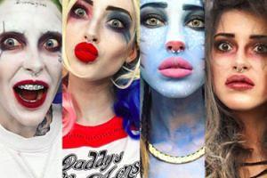 """Pudelek Poleca: Kiedyś """"Top Model"""", dziś zombie. Samuela Górska została... cosplayerką (ZDJĘCIA)"""
