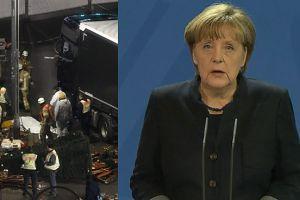"""Merkel o zamachowcu: """"Byłoby ODRAŻAJĄCE, gdyby sprawcą okazał się człowiek UBIEGAJĄCY SIĘ O AZYL w Niemczech!"""""""