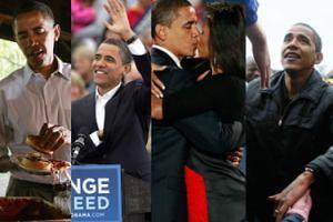 Tak Barack Obama został 44. prezydentem USA (ZDJĘCIA)