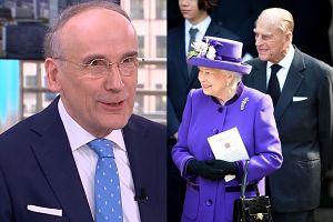 """Książe Filip znika z życia publicznego. """"Często zarzuca się mu seksizm i rasizm"""""""