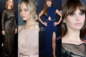 Jennifer Lawrence, Jodie Foster, Felicity Jones i Jane Seymour na rozdaniu Britannia Awards (ZDJĘCIA)