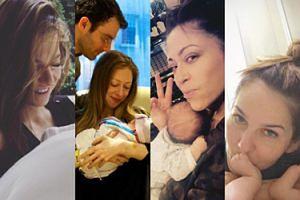 Nie tylko Lewandowska: Te celebrytki świętują dziś Dzień Matki! (ZDJĘCIA)