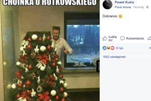 Kukiz śmieje się z Rutkowskiego. Zabawne? (FOTO)