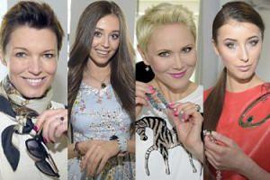 Miss Polonia, Miss Polski i Ilona Felicjańska pozują z biżuterią (ZDJĘCIA)