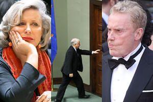 """Krystyna Janda o Kaczyńskim: """"Co to za niewiarygodna pogarda!"""""""