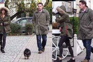 Trzy Lisy na spacerze: Tomek, Pola i szczęśliwy Czarek…
