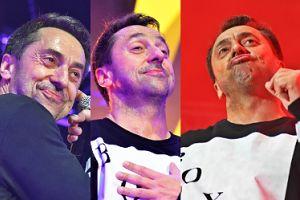 Marcin Miller i jego dziwne miny na imprezie disco polo (FOTO)