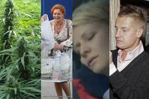 Najbardziej absurdalne wątki w polskich serialach: Śmierć w kartonach, picie piwa w wannie i ciasteczka z marihuaną