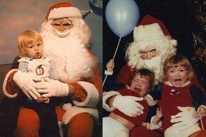 Najstraszniejsi Mikołajowie świata!