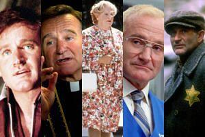 Rok temu Robin Williams popełnił samobójstwo (ZDJĘCIA)