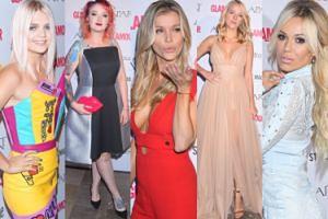 "Tłum celebrytek na gali ""Glamour"": Krupa, Mercedes, Red Lipstick Monster, Margaret, Doda... (ZDJĘCIA)"