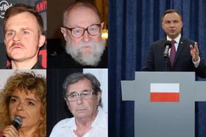 """Bralczyk, Grochola, Gajos i inni piszą list do prezydenta: """"Nie możemy milczeć, kiedy PODSTAWY PAŃSTWA SĄ BURZONE. TO ZAMACH STANU"""""""