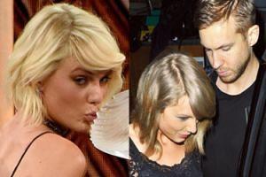 """Calvin Harris odpowiada Taylor: """"Skup się na pozytywnych stronach WŁASNEGO ŻYCIA!"""""""