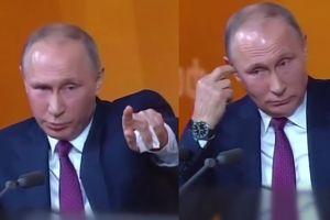"""Putin o katastrofie smoleńskiej: """"Ciągle ten sam bełkot, mamy dość tych bzdur. SZUKAJCIE U SIEBIE!"""""""