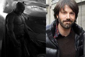 Affleck jako nowy BATMAN! (FOTO)