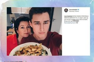 Youtuber świętuje sukces. W wieku 21 lat nauczył się gotować