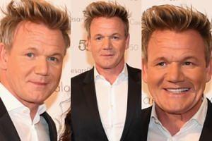 Co się stało z twarzą 49-letniego Gordona Ramsaya? (FOTO)