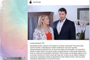 """Korwin Piotrowska o Figurskiej: """"Jaki kraj, takie autorytety. Kabaretowe"""""""
