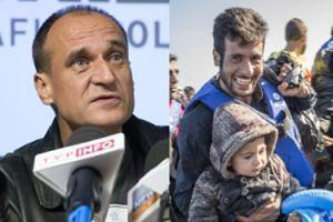 """Kukiz o uchodźcach: """"Jak wjeżdżałem do Niemiec, czułem się jak złodziej samochodów"""""""