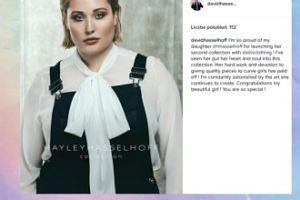 Tak wygląda córka Davida Hasselhoffa (FOTO)