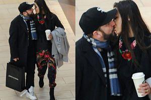 Zakochany Liroy z żoną na zakupach (ZDJĘCIA)
